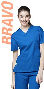 WonderWink, Scrubs, Hospital, Uniforms, Tops