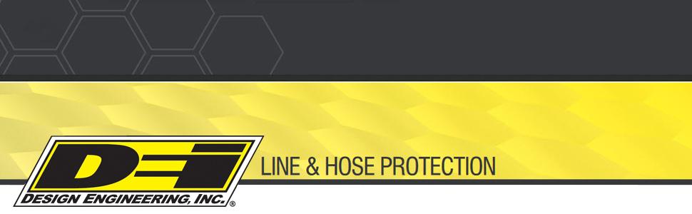 Design Engineering 010428 Cool-Tube Extreme Heat Reflective Sleeve 0.75 x 3 Black