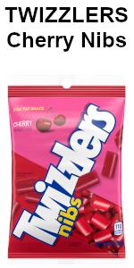 twizzler twizzlers cherry nibs candy hershey hersheys sweets