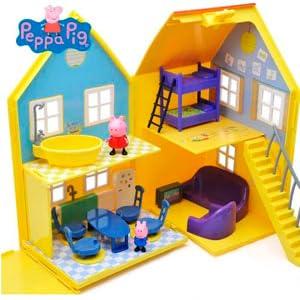 Peppa Pig - Playset La Casa de Peppa Pig: Amazon.es