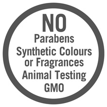 Neasl Yard Remedies no parabens synthetic colours or fragrances animal testing gmo