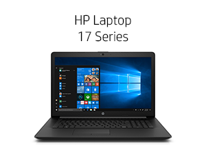 HP Laptop 17 Series