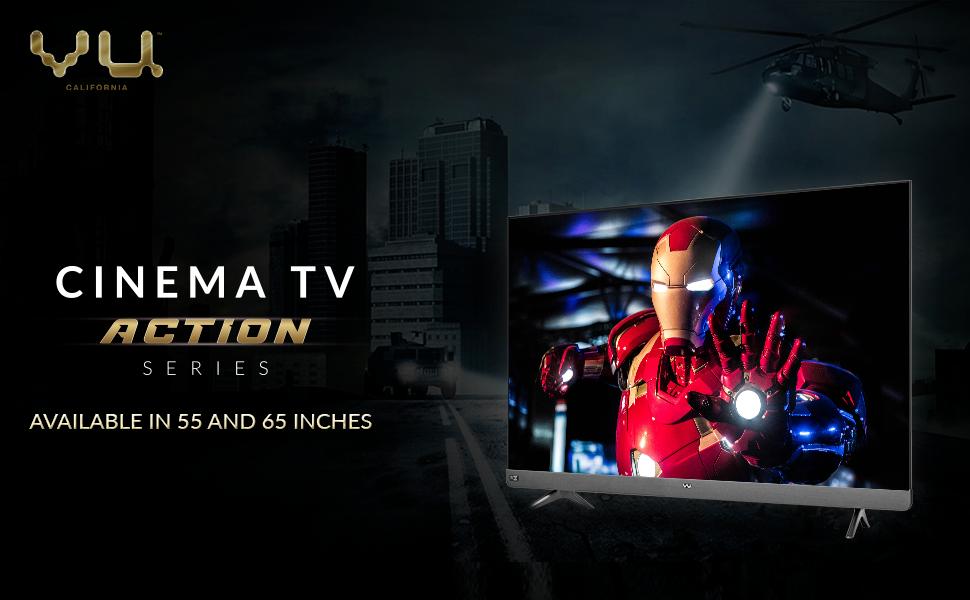 Cinema TV Action Series
