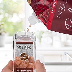 artisan refill pouches