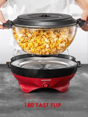 Popcornmaschinen-Test-Schale-inklusive