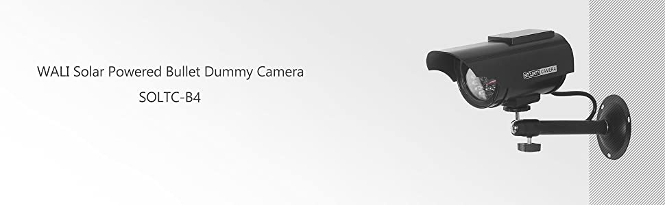 Amazon.com: WALI - Chupete de bala con energía solar: Camera ...