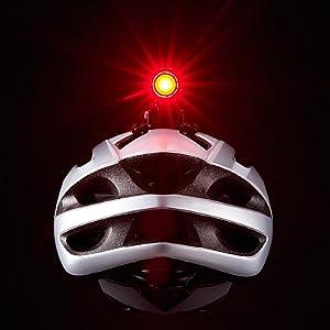 VOLT400DUPLEX テールライト ヘルメットライト セーフティライト ロードバイク