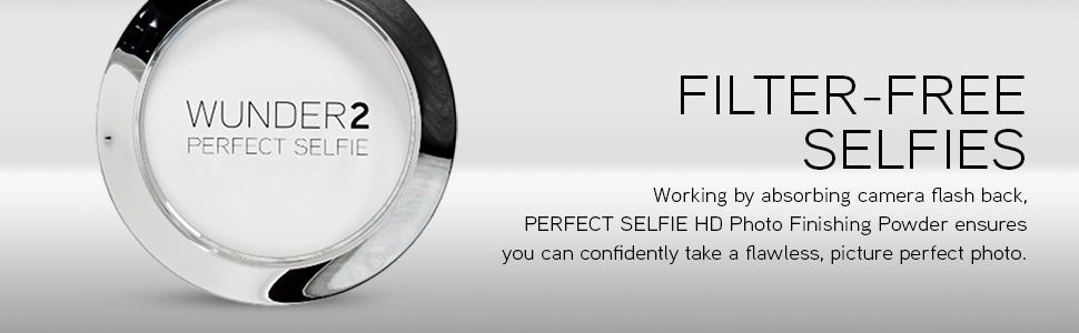 Wunder2 Perfect Selfie Hd Photo Finishing Powder 7 Gram Kf Beauty
