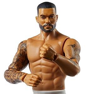 WWE-STREET profitti-MONTEZ FORD /& Angelo Dawkins-Mattel-WRESTLING FIGURE