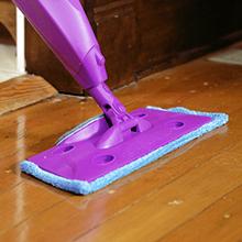 Click n Clean Multi-Surface Spray Mop, Spray Mop, Flat Mop, Dust Mop, Wet Mop, Wide Mop Head