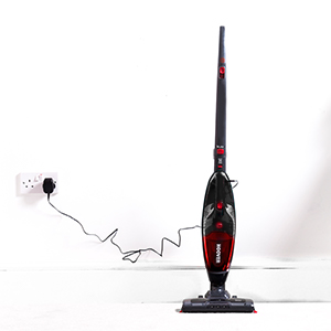 Hoover Free Motion 14.4v 2in1 Cordless Vacuum Cleaner, FM144B2, Removable Handheld, Lightweight, Car, Kitchen, Stairs Black