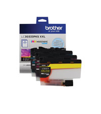Brother Genuine LC30333PKS