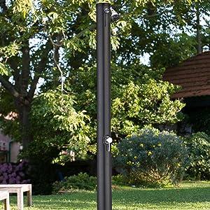 Gre Ducha solar PVC para jardín, 20 L, 40664A: Amazon.es: Jardín
