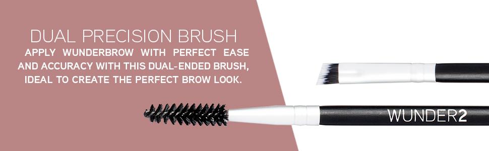 wunder2 wunderbrow eyebrow eyebrows brow set brow brush eyebrow gel makeup remover perfect brows