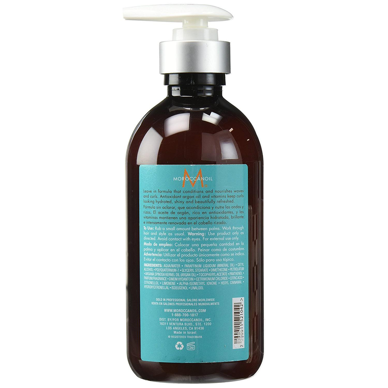 Amazon Com Moroccanoil Intense Curl Cream 300ml Bottle