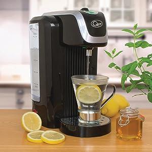 Hot Water and Lemon