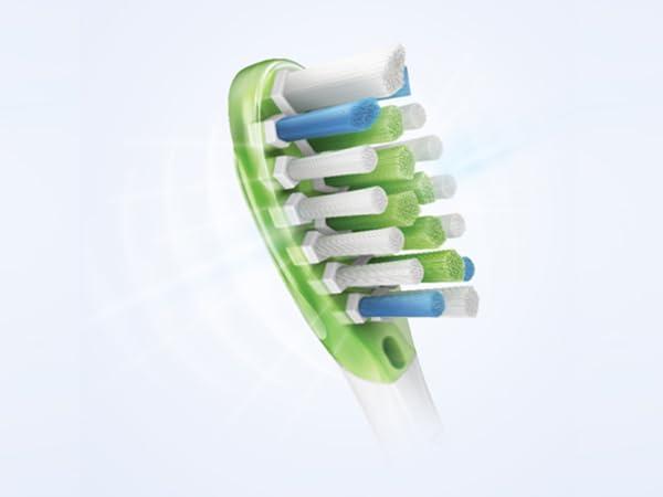 Philips Sonicare DiamondClean Smart HX9903/03 - Cepillo de dientes eléctrico con App de formación personalizada, sensor de presión, 4 modos, 3 cabezales, vaso cargador y estuche, color blanco: Amazon.es: Salud y cuidado personal
