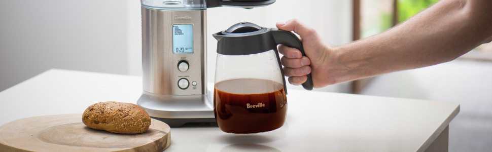 Best coffee maker, drip coffee machine, top coffee, Breville coffee maker, Adjustable coffee machine