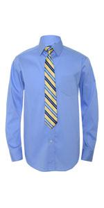 kids shirt and tie shirt; blue kids shirt; camisa y corbata ninos;kids shirt and tie; suit set