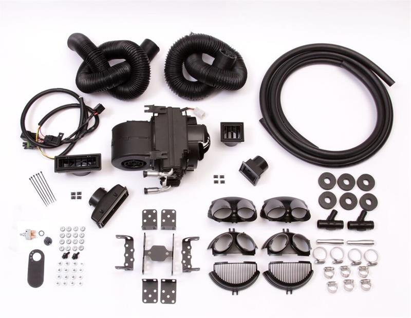 "Amazon.com: Stratos SCP5101 5"" Scroll 12V Fan Heater Kit"