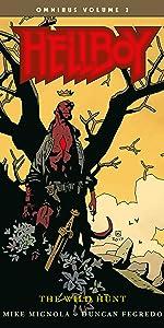 Omnibus, volume 3, Mignola, Movie, Hellboy, BPRD, 25 year anniversary
