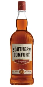 Southern Comfort, whiskey, whisky, bourbon, new orleans