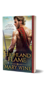 Highland Flame by Mary Wine