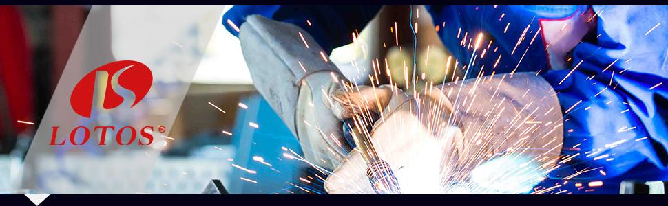 how to operate a MIG welder