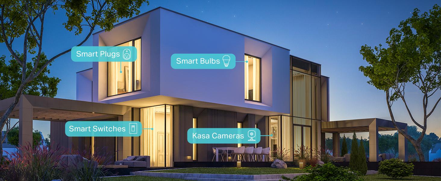 Smart home tp-link
