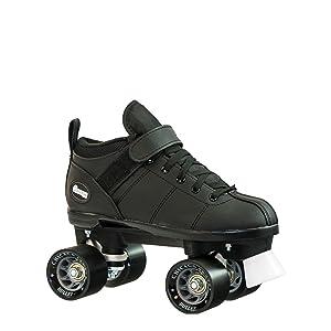 Single Black skate