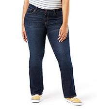 Plus Modern Bootcut Jean