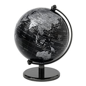 globe collection 13 cm globe black kitchen home. Black Bedroom Furniture Sets. Home Design Ideas