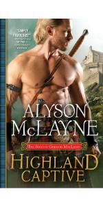 Highland Captive by Alyson McLayne