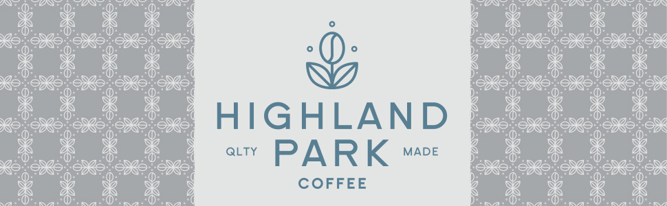 Highland Park coffee, live your best life premium k cup coffee single serve coffee pods for Keurig