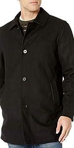 Men's Reversible Top Coat