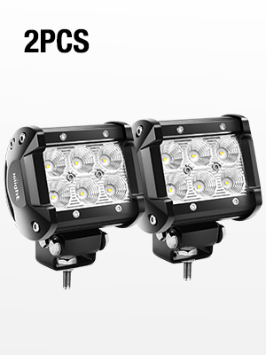 18W flood LED light