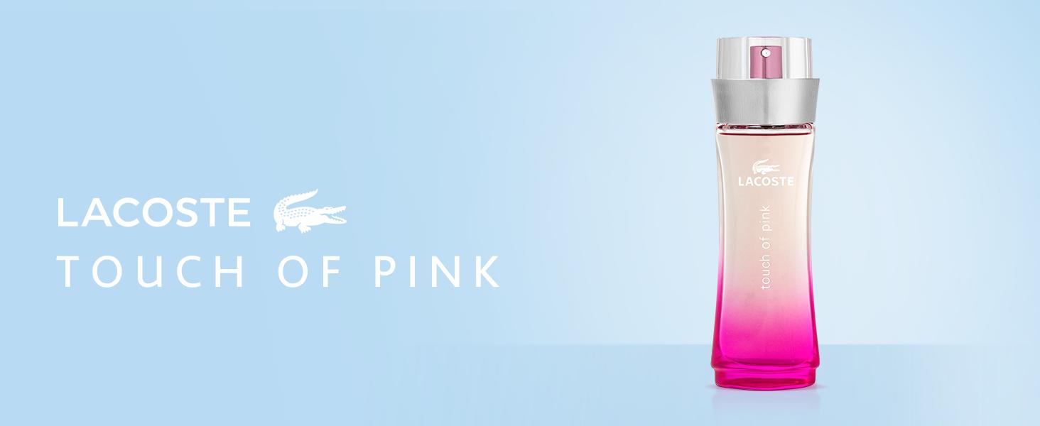 Lacoste Touch of Pink Eau de Toilette 90 ml