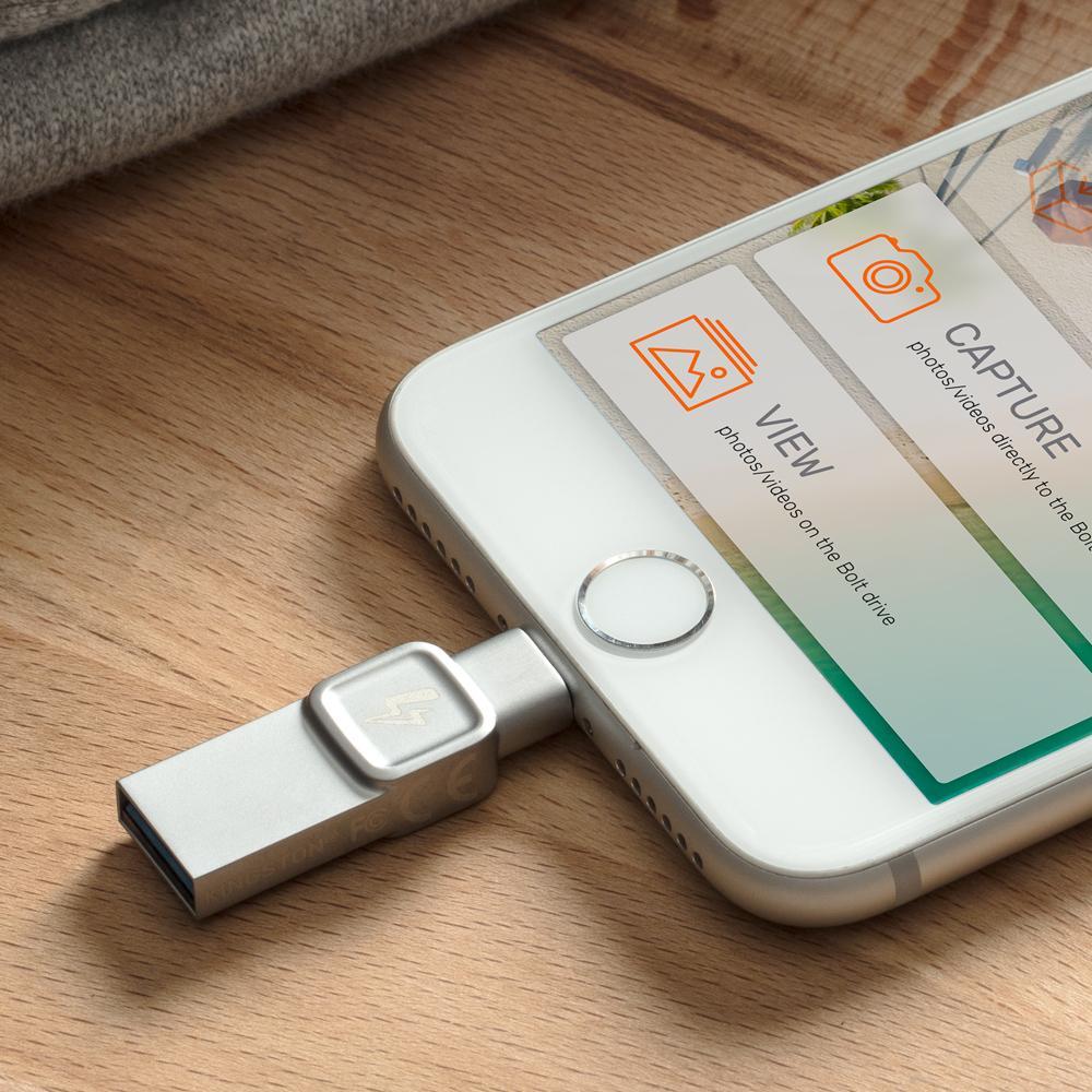 kingston bolt usb 3 0 flash drive memory stick. Black Bedroom Furniture Sets. Home Design Ideas
