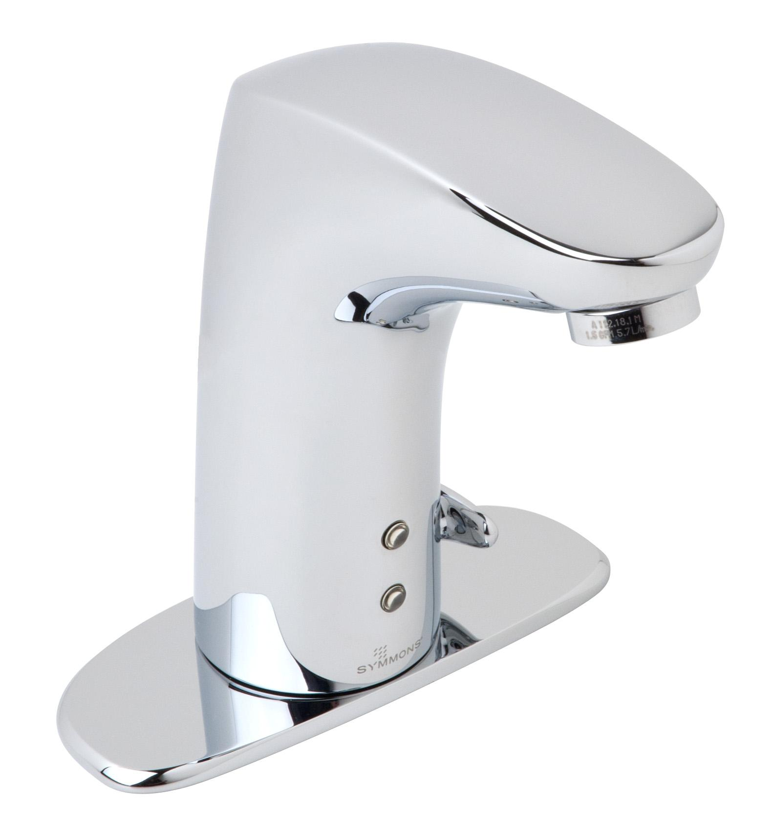 Symmons Ultra-Sense Sensor Activated Single Hole Bathroom
