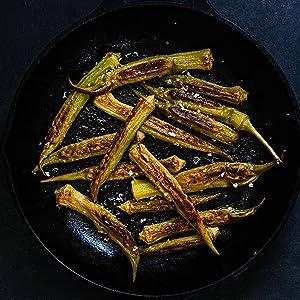 okra cajun cooking