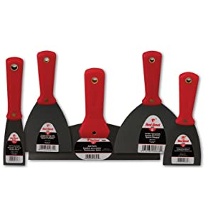 Red Devil 4800 Series Putty Knives