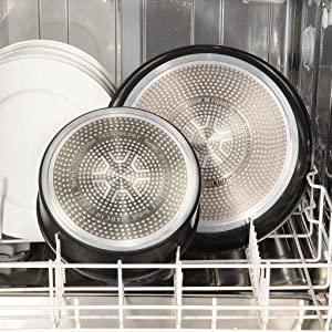 Ingenio Performance, Less Space in the Dishwasher