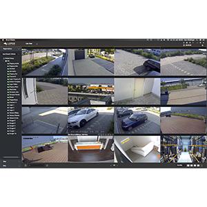Lupus Le 918 Für 8 Onvif Kompatible Ip Kameras 4k Elektronik