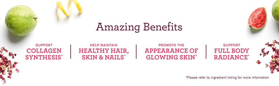 Amazing Benefits