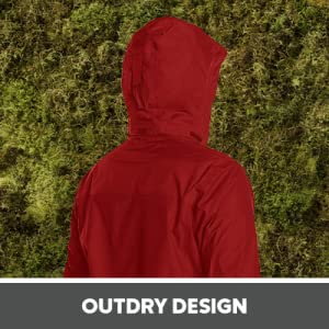 Columbia Mens Pouration Jacket, Waterproof & Breathable