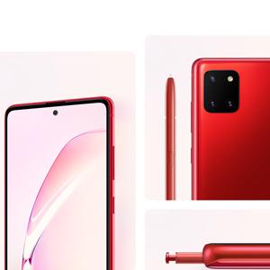 Samsung Galaxy Note10 Lite Design