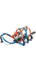 Hot Wheels Triple Looping