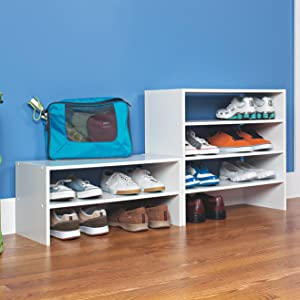 Amazon.com: ClosetMaid 8923 Stackable 31-Inch Wide