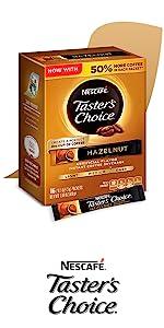 Taster's choice hazelnut