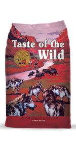 Southwest Canyon, Boar dog food, Wild Boar Dog Food, Wild Boar, Wild Bore